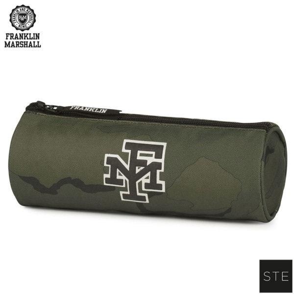 Franklin Marshall Camouflage - Ученически несесер Франклин Маршал 00900