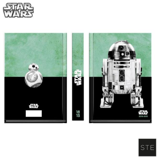 Star Wars - Дневник тефтер Междузвездни войни 02698