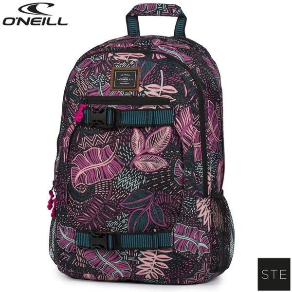 O'Neill Midnight Tropicale - Ученическа раница О'Нийл 01022