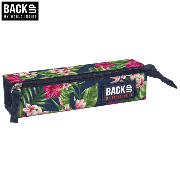 BackUP - Ученически несесер с 1 цип C12 60108