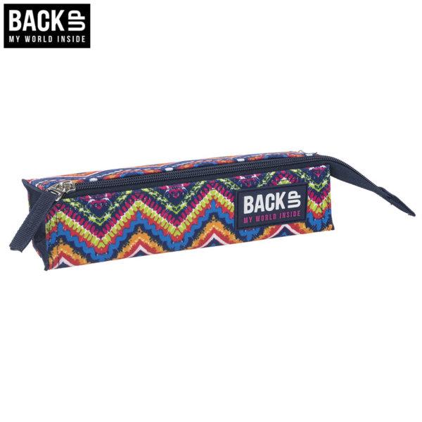BackUP - Ученически несесер с 1 цип C35 57009