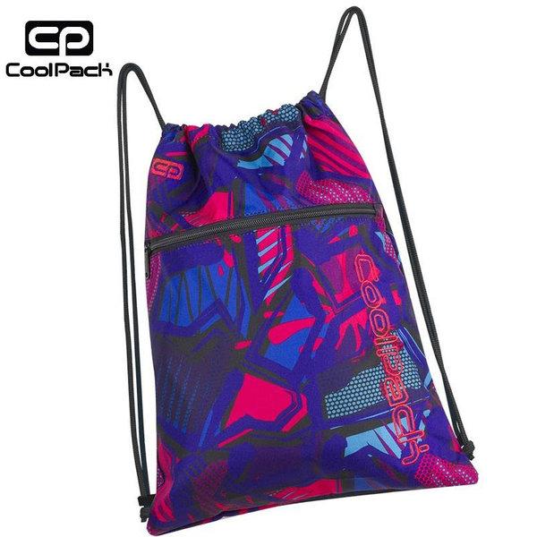 Cool Pack - Спортна торба Crazy Pink Abstract A293
