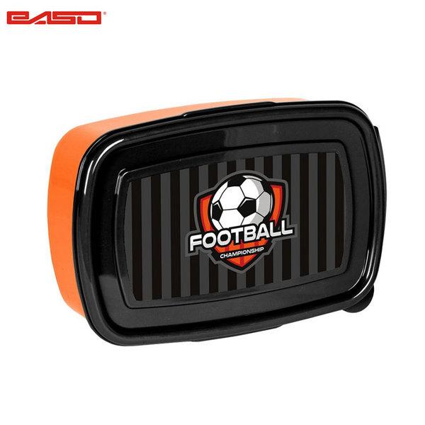 Paso Football Grey - Кутия за закуски Футбол 18-3022FB