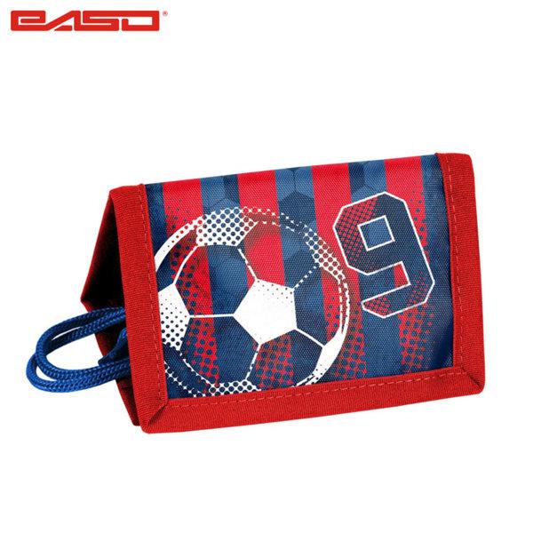 Paso Football - Детско портмоне с връзка Футбол 18-002FL