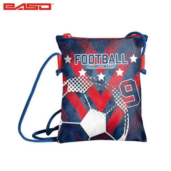 Paso Football - Детско портмоне за врат Футбол 18-612FL