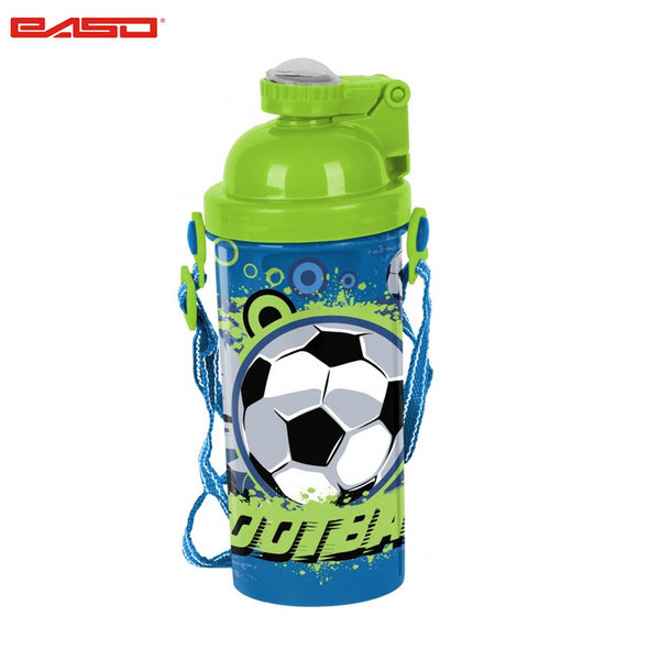 Paso Football Blue - Шише за вода Футбол 17-3021X