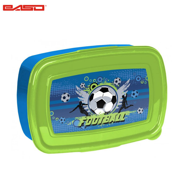 Paso Football Blue - Кутия за закуски Футбол 17-3022X