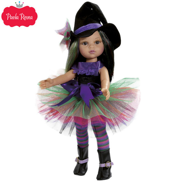 Paola Reina - Las Amigas Кукла вещица Abigail 32см 04605