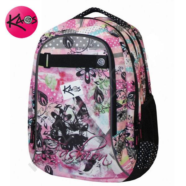 KAOS - Ученическа раница 2в1 Fashion 36211