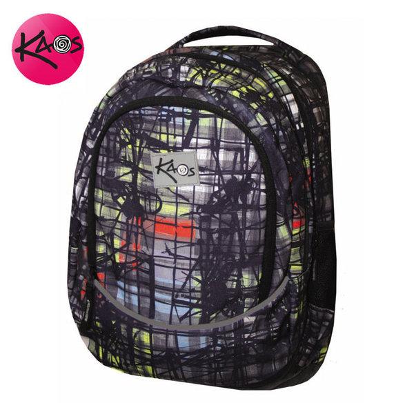 KAOS - Ученическа раница 2в1 Neo 33408