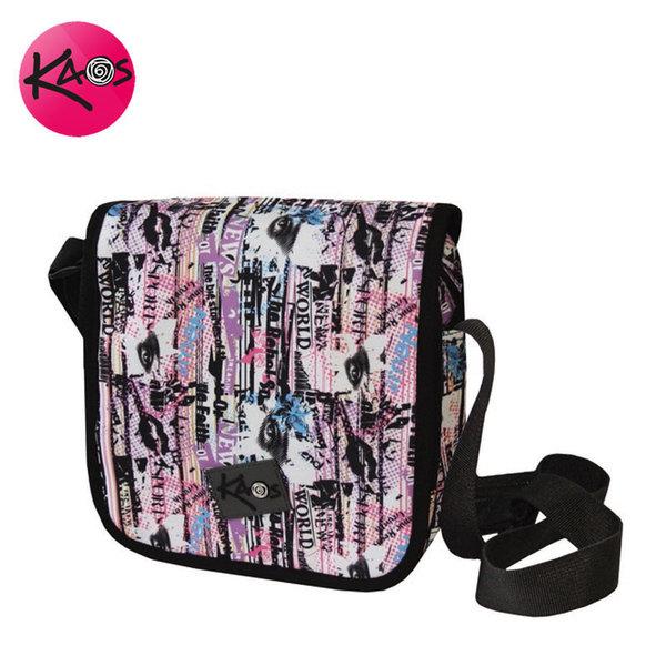 KAOS - Чанта с дълга дръжка през рамо малка Glamour 23234