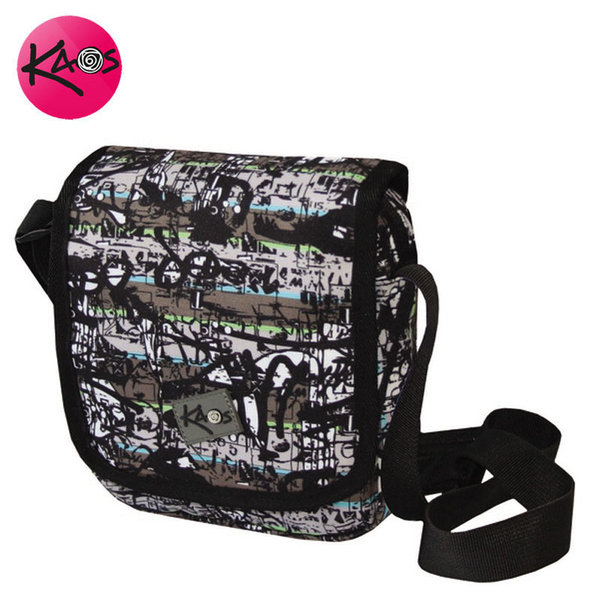 KAOS - Чанта с дълга дръжка през рамо малка Earthquake 23241