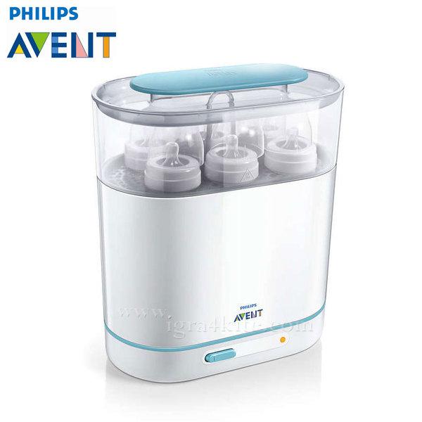 Philips AVENT - Електрически Стерилизатор 3в1 0172