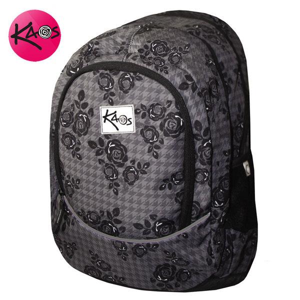 KAOS - Ученическа раница Fashion rose 29502
