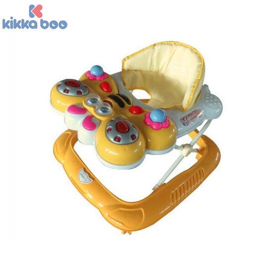 Kikka Boo - Проходилка Butterfly Yellow 3100503003