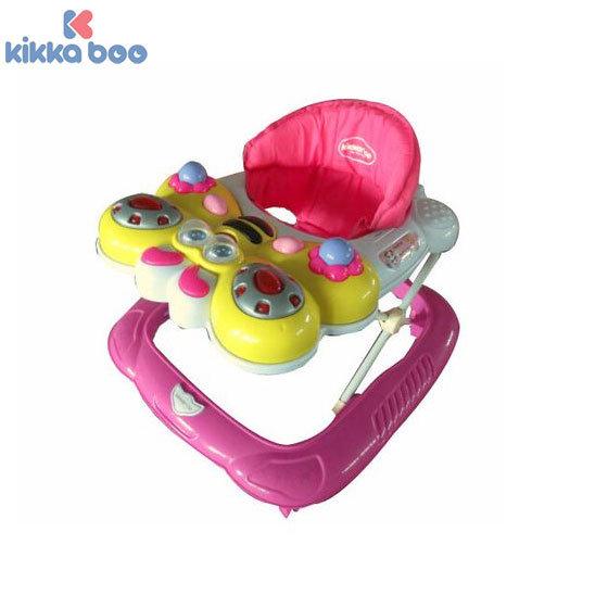 Kikka Boo - Проходилка Butterfly Dark Pink 31005030034