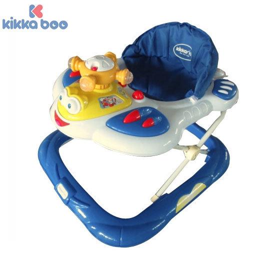 Kikka Boo - Проходилка Airplane Dark Blue 31005030002