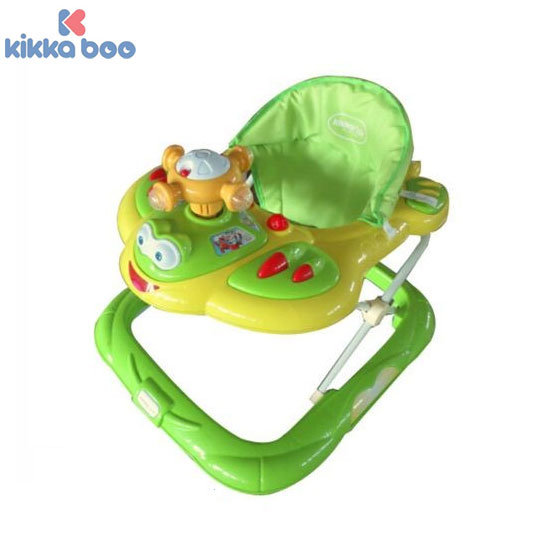 Kikka Boo - Проходилка Airplane Green 31005030003