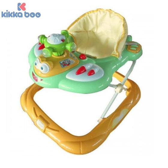 Kikka Boo - Проходилка Airplane Yellow 31005030005