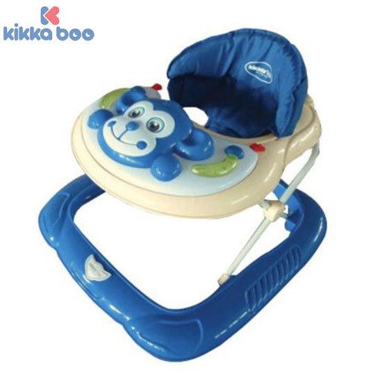 Kikka Boo - Проходилка Monkey Dark Blue 31005030017
