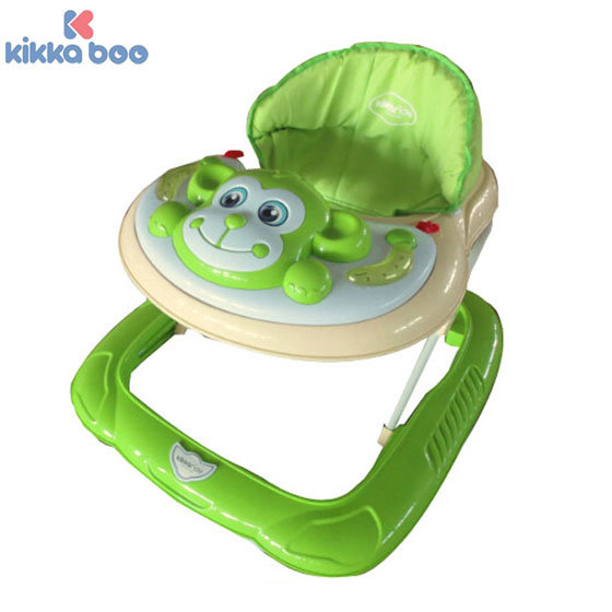 Kikka Boo - Проходилка Monkey Green 31005030019