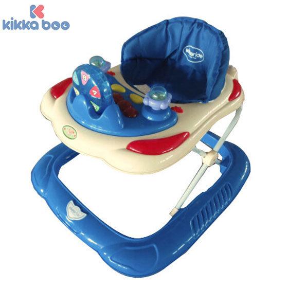 Kikka Boo - Проходилка Numbers Blue 31005030022
