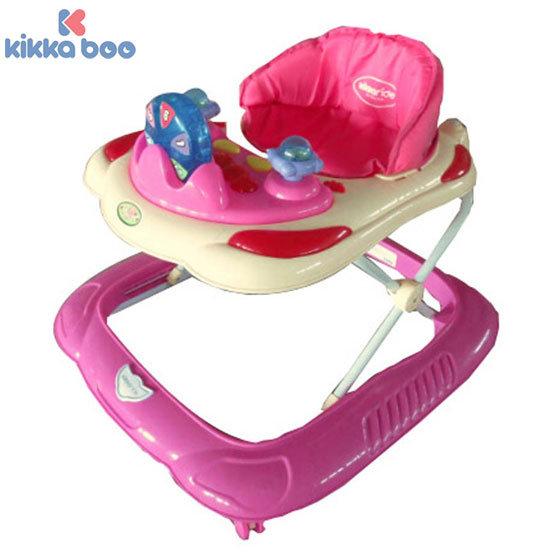 Kikka Boo - Проходилка Numbers Dark Pink 31005030021