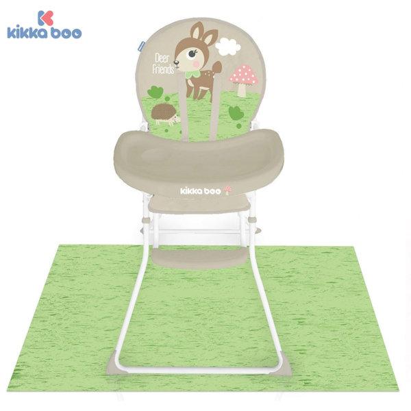 Kikka Boo - Стол за хранене с предпазна постелка My Forest Deer 31004010046
