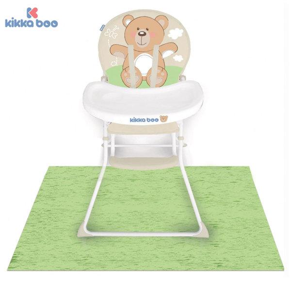 Kikka Boo - Стол за хранене с предпазна постелка My Forest Bear 31004010045