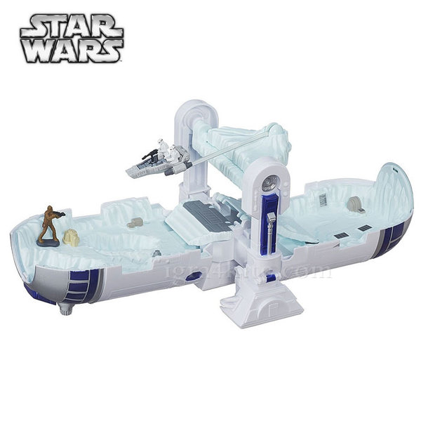 Hasbro Star Wars - Комплект за игра 2в1 R2-D2 b3510