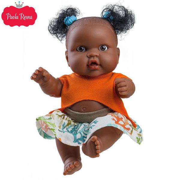 Paola Reina - Los Peques Кукла бебе Hebe 21см 00117