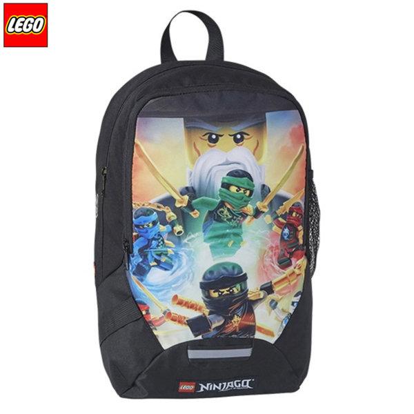 Lego Ninjago - Ученическа раница Лего Нинджаго 10029-1804