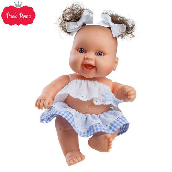 Paola Reina - Los Peques Кукла бебе Berta 21см 00112