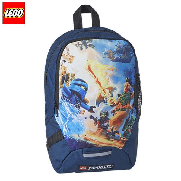 Lego Ninjago - Ученическа раница Лего Нинджаго 10029-1805
