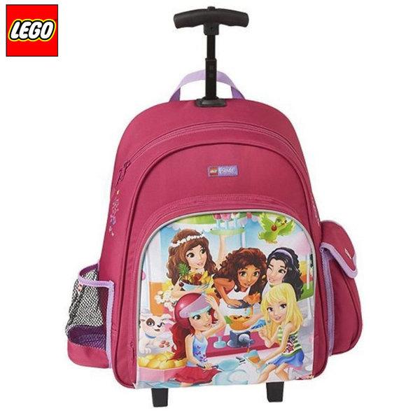 Lego Friends - Ученическа раница тролей Лего Приятели 10045-1837
