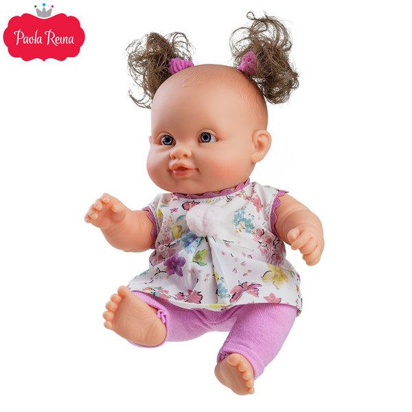 Paola Reina - Los Peques Кукла бебе Irina 21см 00116