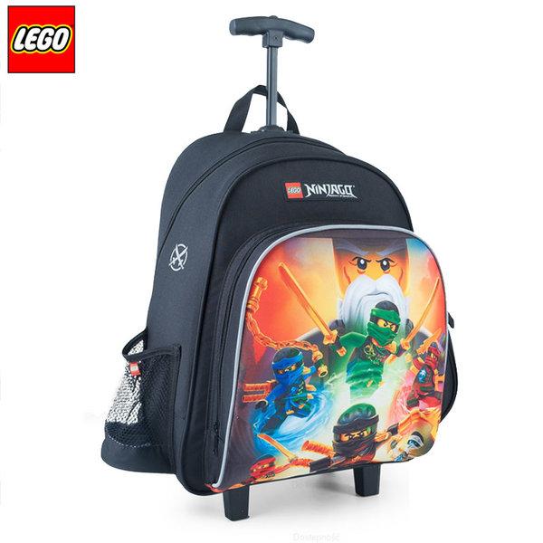 Lego Ninjago - Ученическа раница тролей Лего Нинджаго 10045-1804