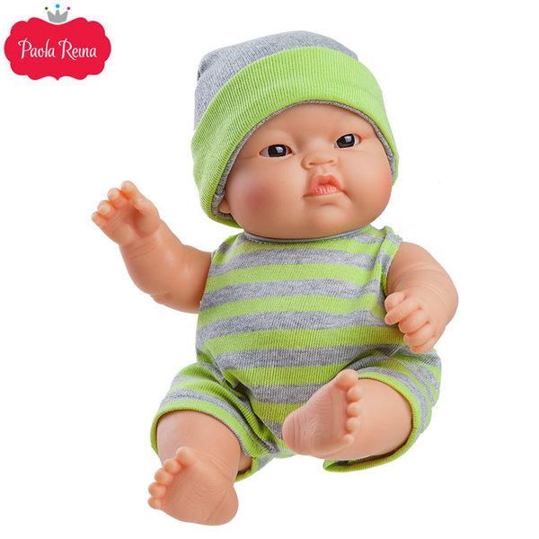 Paola Reina - Los Peques Кукла бебе Lucas 21см 00110