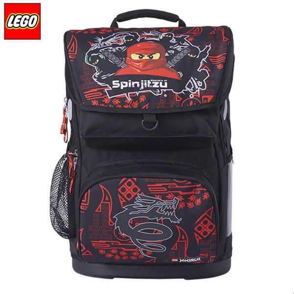 Lego Small - Ергономична ученическа раница Лего Ninjago 20013-1809