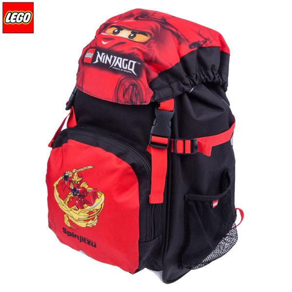 Lego Ninjago - Ученическа раница Лего Нинджаго 16382