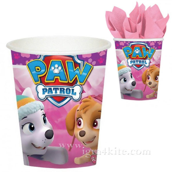 Paw Patrol - Парти чаши Пес Патрул 581665