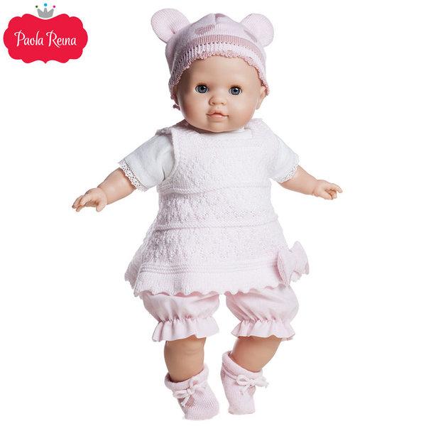 Paola Reina - Los Manus Кукла бебе Lola 36см 07003