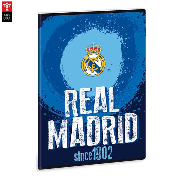 Real Madrid - Тетрадка А4 40 листа Реал Мадрид Ars Una 93118385
