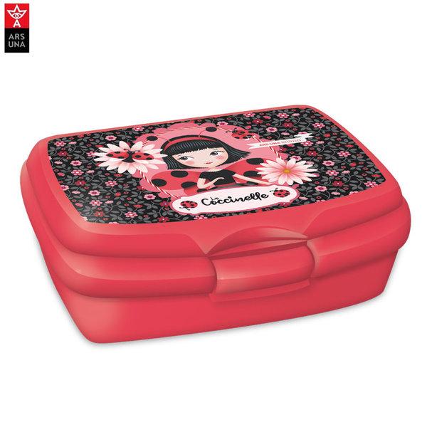 Ars Una - La Coccinelle Кутия за закуски АрсУна 92548398