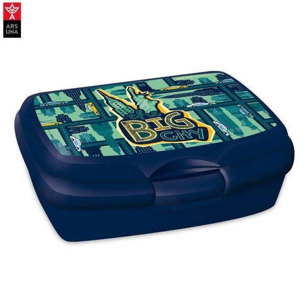 Ars Una - The Big City Кутия за закуски АрсУна 92548435