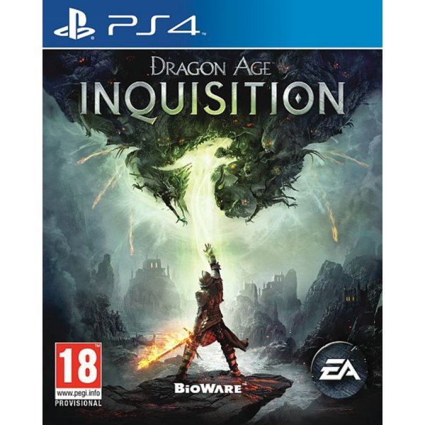 Игра за PS4 - Dragon Age: Inquisition