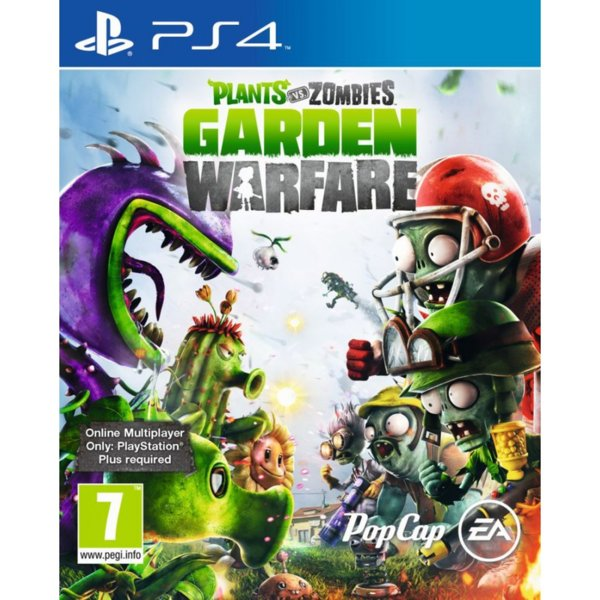 Игра за PS4 - Plants vs. Zombies: Garden Warfare