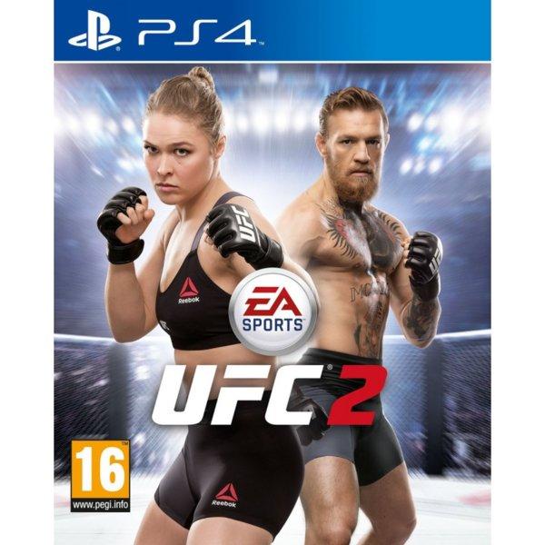 Игра за PS4 - UFC 2