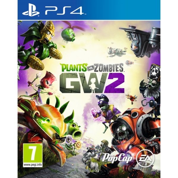 Игра за PS4 - Plants vs Zombies: Garden Warfare 2