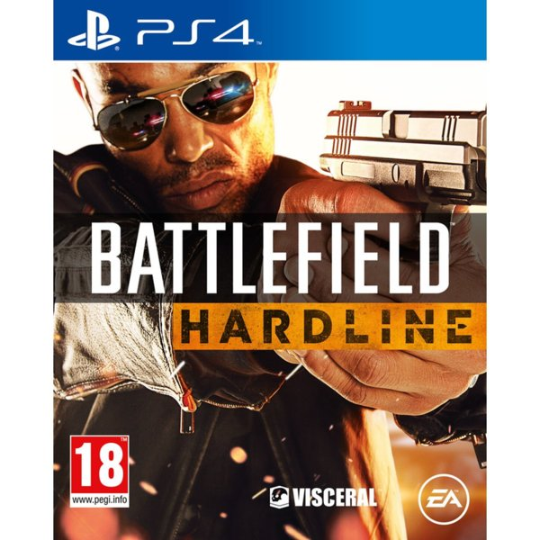 Игра за PS4 - Battlefield: Hardline